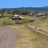 Roads near Hanga Roa
