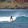 Hanga Roa surfer