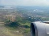 Approaching Guayaquil Airport