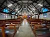 Local Catholic Church, Santa Cruz Harbor