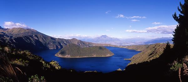 Culcocha Lake, Cotacachi-Cayapas Ecological Reserve