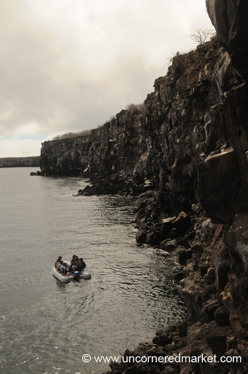 Back to the Boat - Galapagos Islands