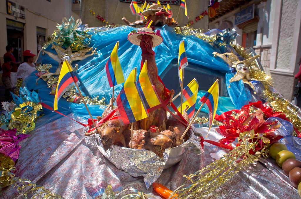Parada del Niño in Cuenca, Ecuador