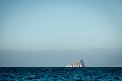 Seascape at the Galapagos Islands