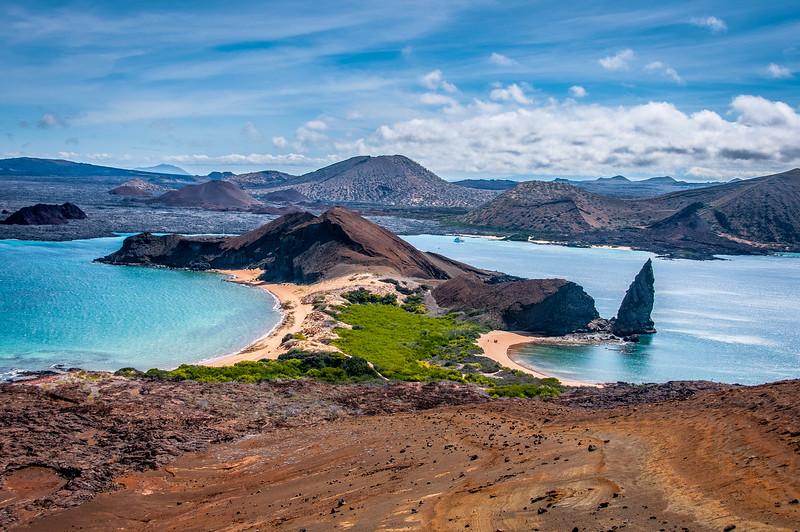 The stunning Galapagos Islands in Ecuador