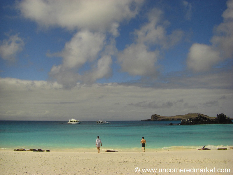 Tropical Paradise - Galapagos Islands
