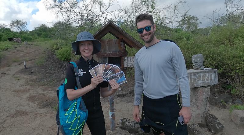 Post Office Galapagos