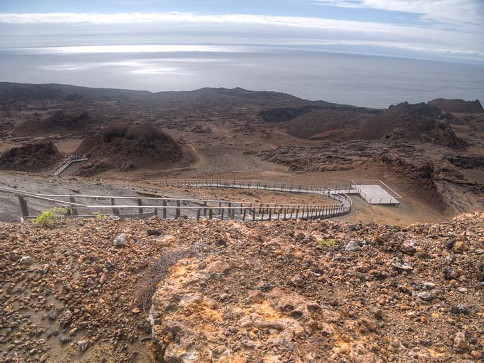 galapagos trail