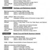 Welcome Aboard - Itinerary B<br /> 8 July 2012
