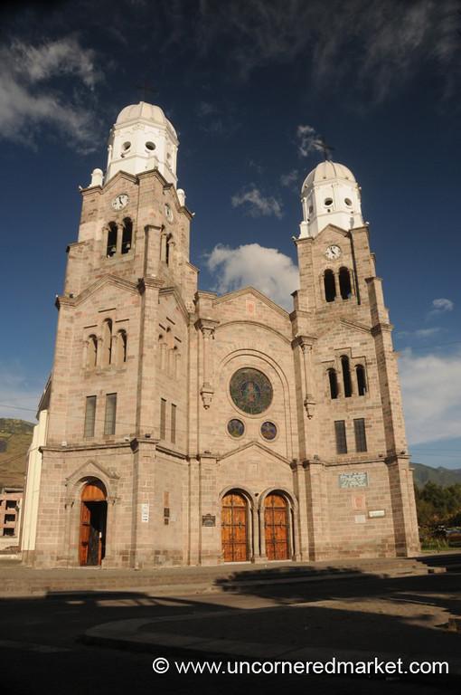 Iglesia de La Dolorosa - Ibarra, Ecuador