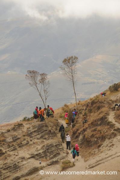 School Outing - Quilotoa Loop, Ecuador