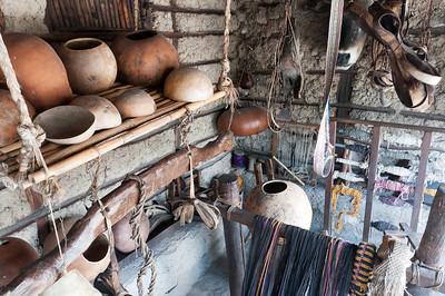 Handicrafts in Quito, Ecuador