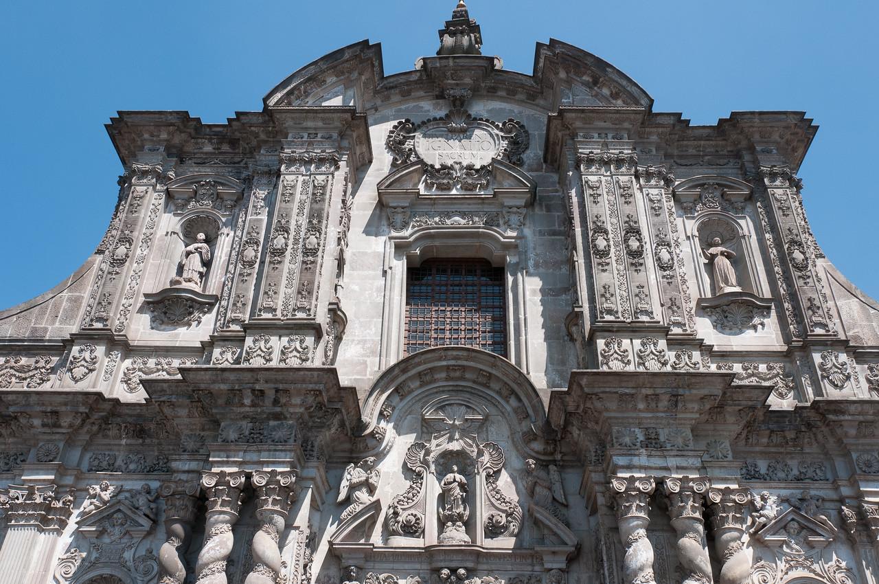 Church of the Society of Jesus - Quito, Ecuador
