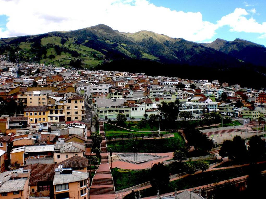 Exploring The Heights Of Quito, Ecuador