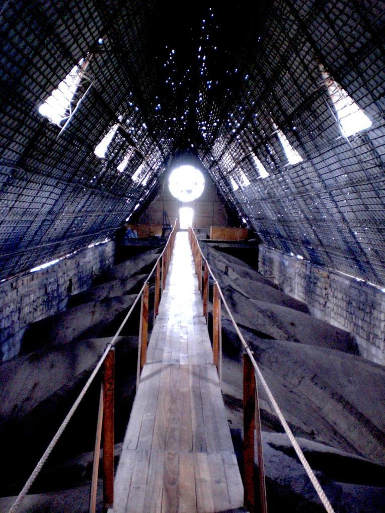 la basilica quito roof