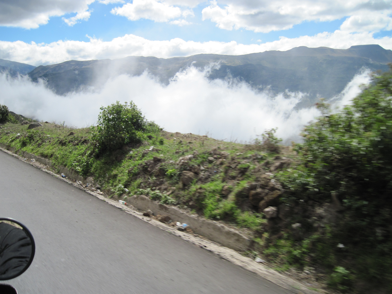 Riding in the Clouds