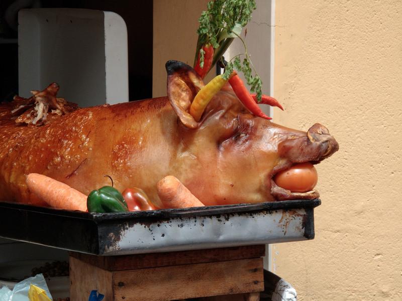 Ecuadorian lunch meat