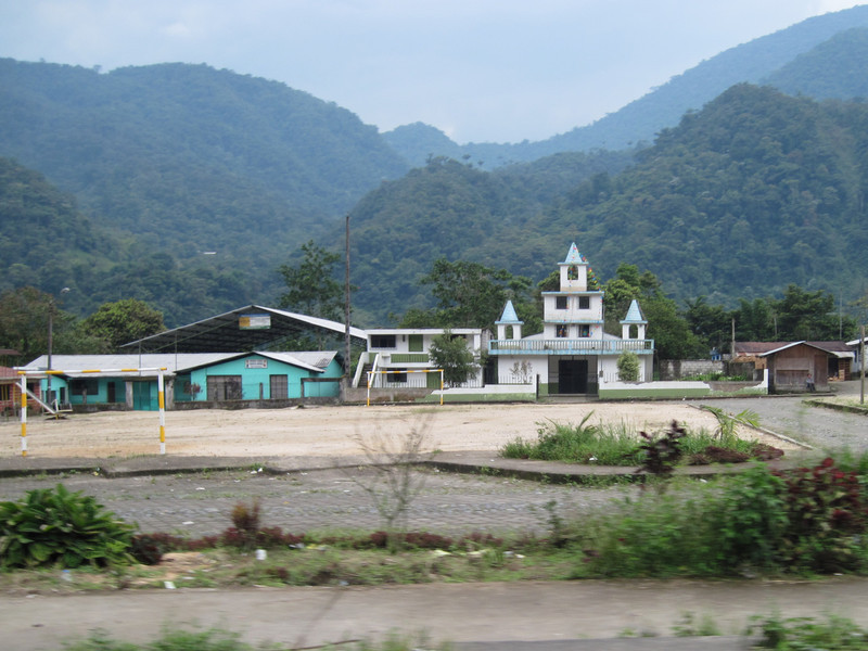 Ecuadorian Jungle Village