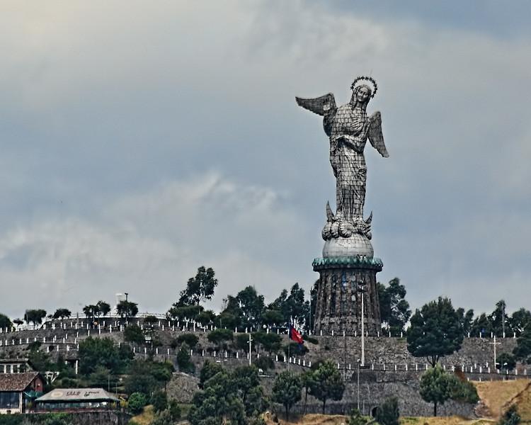 Quito Virgin Mary