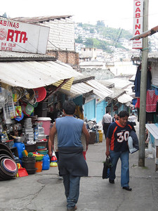 Local Quito Market