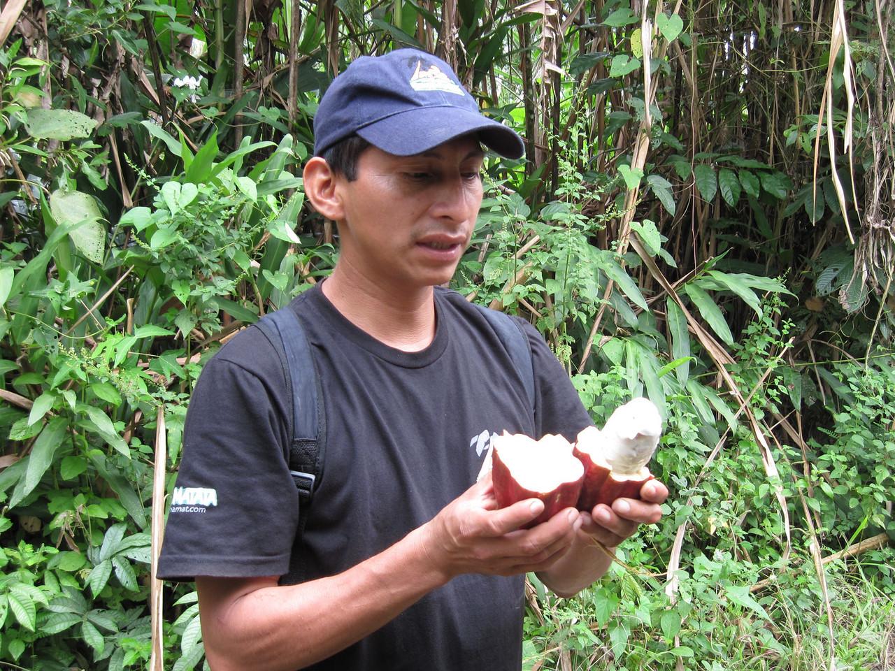 Jiro our Jungle Guide
