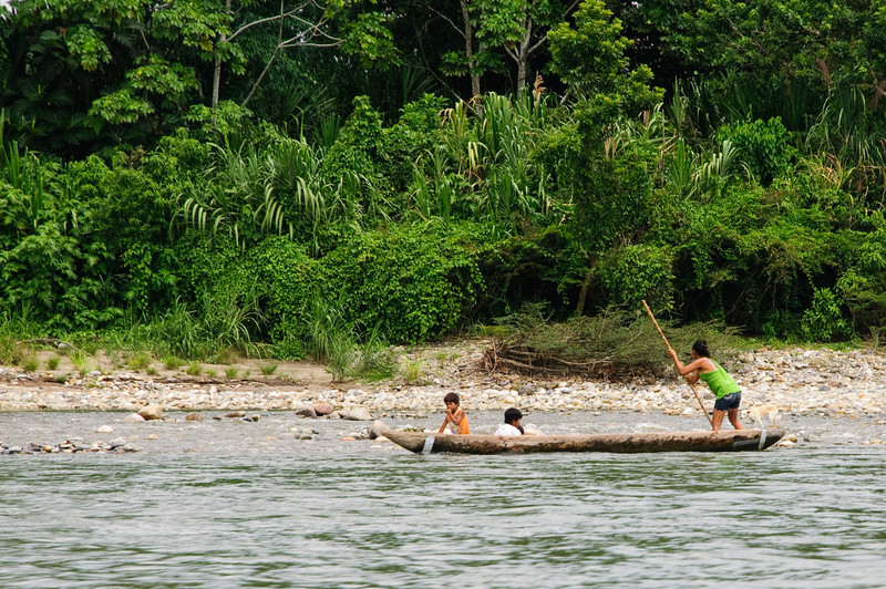 Napo River Transport