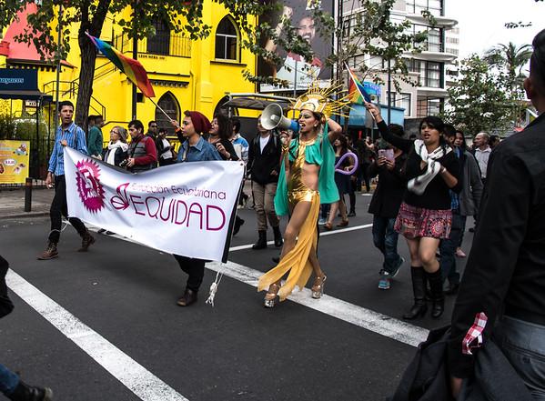 Pride! Quito - Ecuador