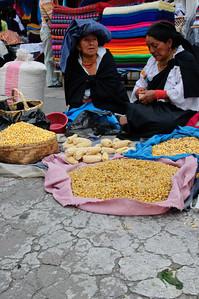 Otavalo Market Girls