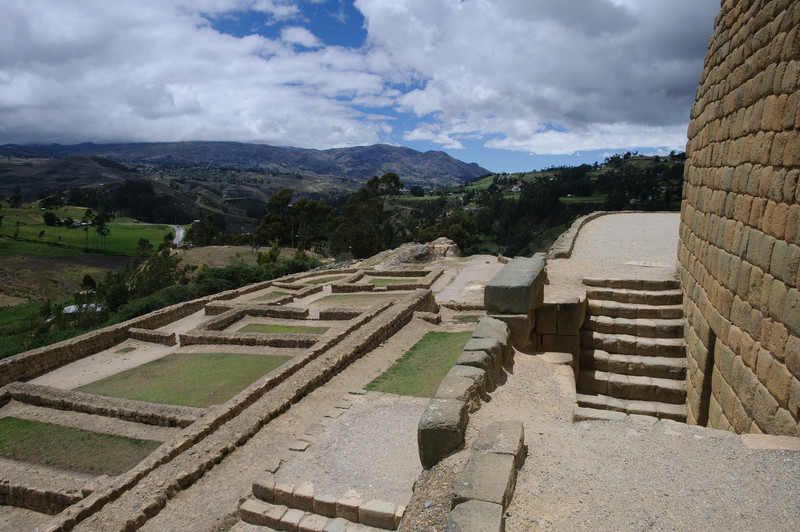 Ingapirca Temple of the Sun