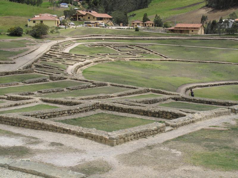 Ingapirca Temple of the Sun
