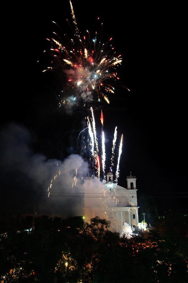 Suchitot Fireworks