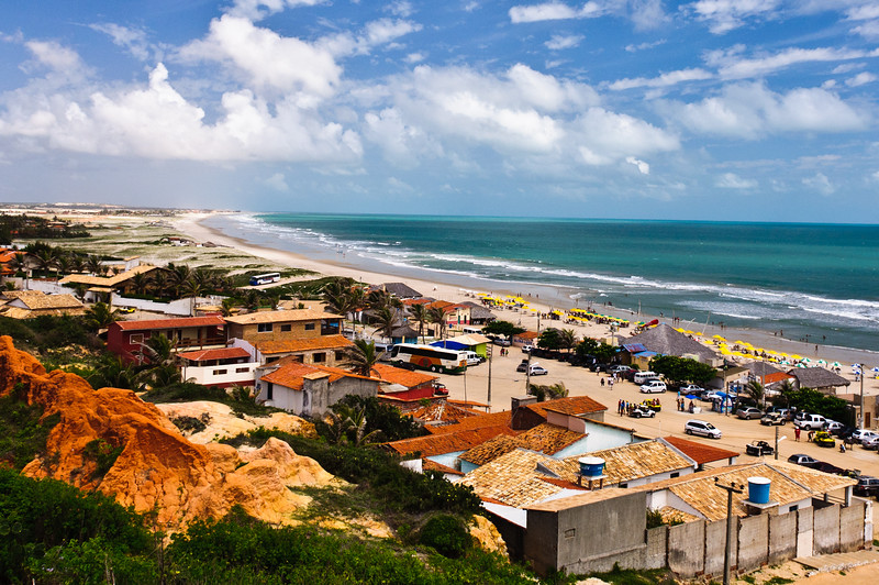 Seaside Resort, Fortaleza, Brazil