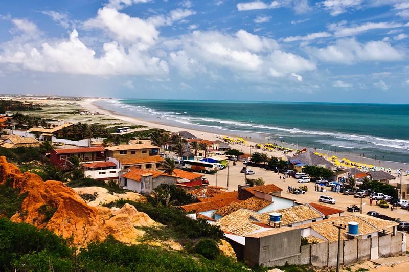 Seaside Resort, Fortaleza, Brazil