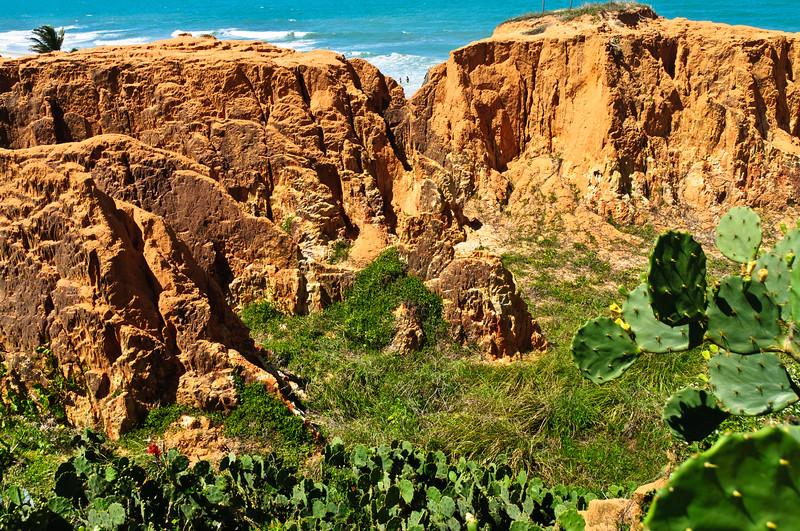 Morro Cliffs, Seaside Resort in Brazil