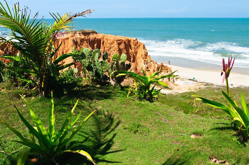 Praia Das Fontes, Brazil