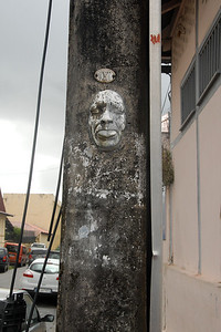 Electrical pole art?
