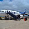 Our LAN flight