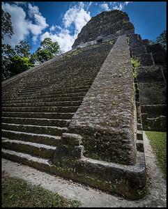 Temple V, Tikal