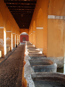 Antigua's Public Washing
