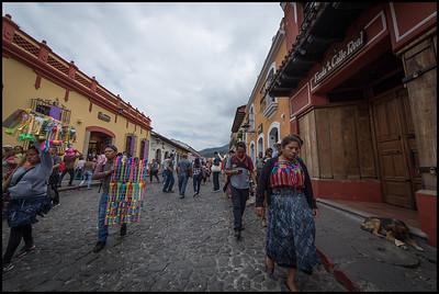Antigua street