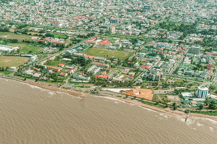 georgetown guyana the best things to see do in 2 days