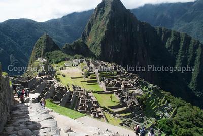 Afternoon Machu Picchu
