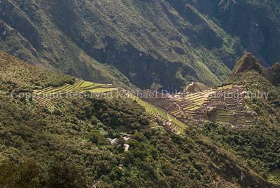 Machu Picchu from Inti Punku