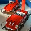 many wonderful race cars including...