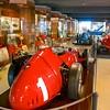 his 1957 World Champion Maserati 250 F...