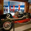 In the Juan Manuel Fangio Museum...