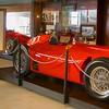 his 1956 championship Ferrari...