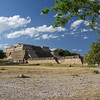 Monte Alban Temple