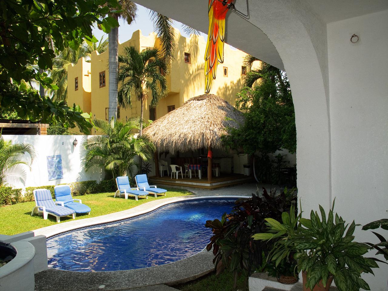 Villas Mercedes Pool