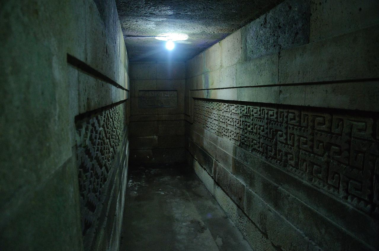 Mitla Tomb